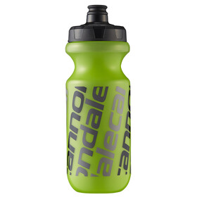 Cannondale Diagonal Bottle 570 ml Trans Green/Black